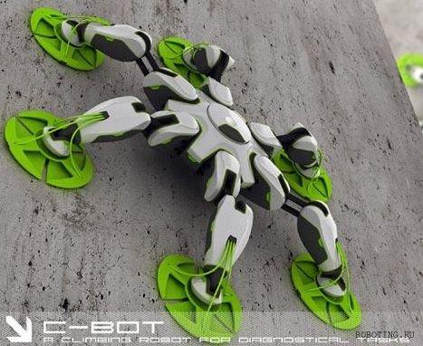 Робот альпенист