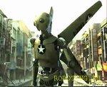 Роботы в Мировой войне 2045
