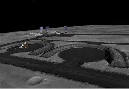 Роботы Astrobotic для Луны