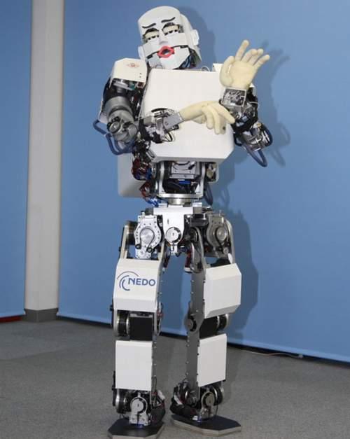 Все роботы может ли жеманничать робот