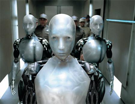 Три закона роботехники Айзека Азимова