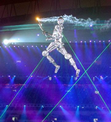 Робоспорт олимпийские игры роботов