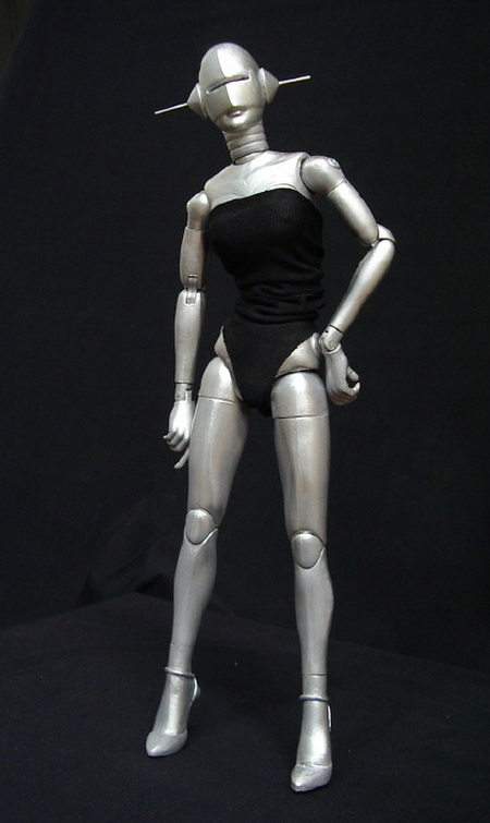 Топ сексуальных роботов
