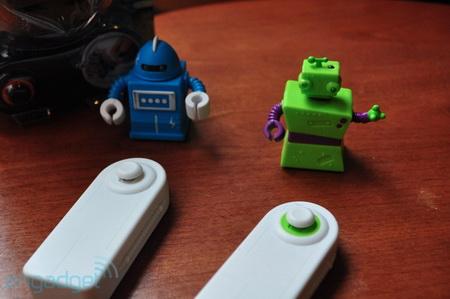 «Застольные» роботы как игрушка для взрослых