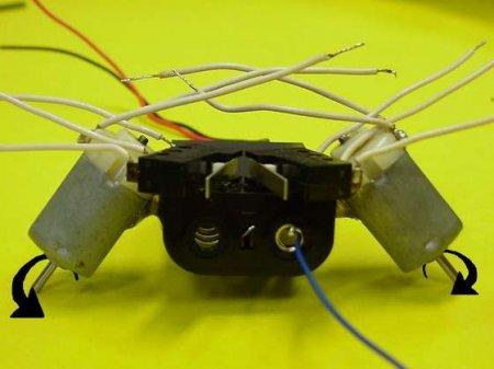 Как сделать робота своими руками
