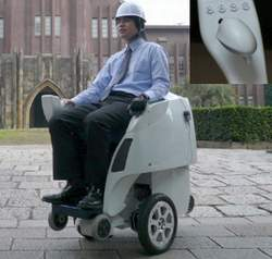 Personal Mobility Robot