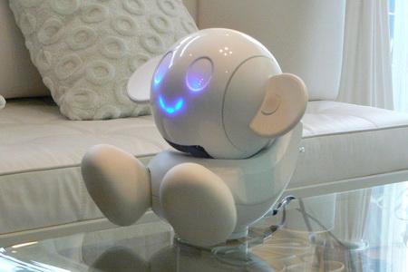 Симпатичный робот Chapit