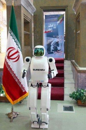 Иран обзавелся своим гуманоидным роботом