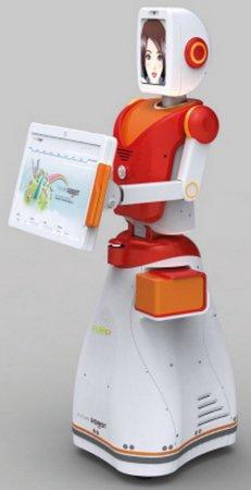 Робот FURO собирает деньги