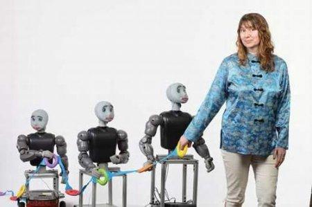 Робот Bandit в терапии аутизма