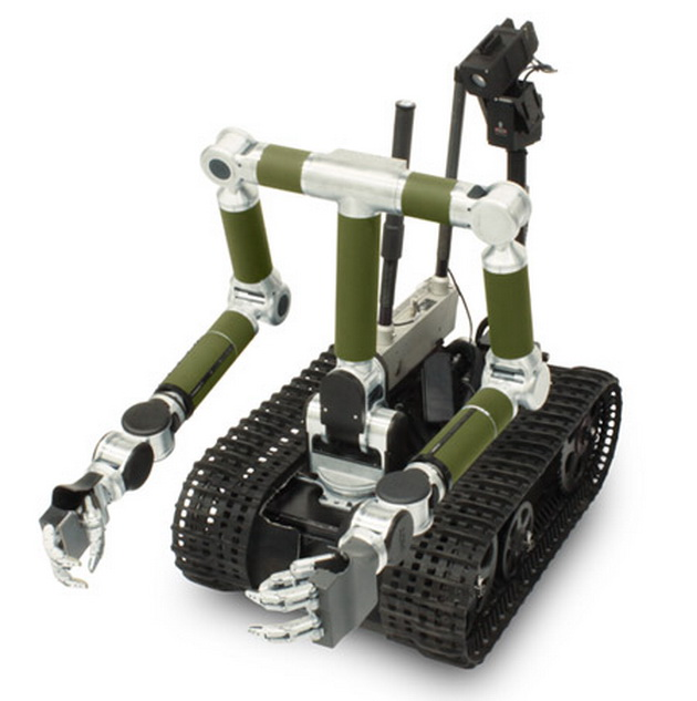 Рука робота манипулятора своими руками