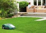 Автономный робот-газонокосильщик от Bosch