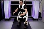 Экзоскелет NASA в помощь астронавтам и парализованным