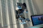 Робот над пропастью