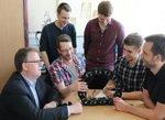 Немецкие студенты опять изобрели колесо… роботизированное