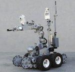 Роботы в полиции