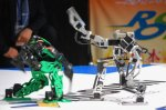 На турнире ROBO-ONE показали первого автономного робота-бойца