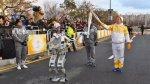Роботы на Олимпиаде-2018 в Пхенчхане